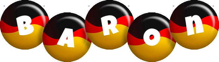 Baron german logo