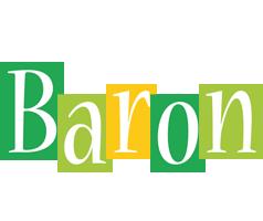 Baron lemonade logo