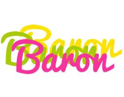 Baron sweets logo