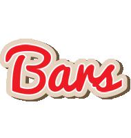 Bars chocolate logo