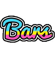 Bars circus logo
