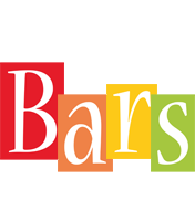 Bars colors logo