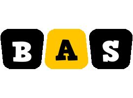 Bas boots logo
