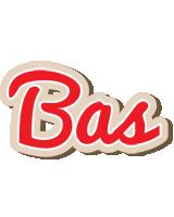 Bas chocolate logo