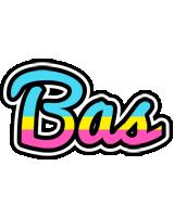 Bas circus logo
