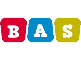 Bas daycare logo