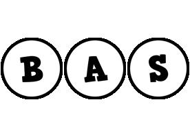Bas handy logo