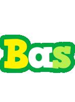 Bas soccer logo