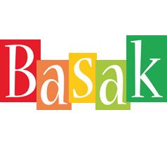 Basak colors logo