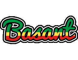 Basant african logo
