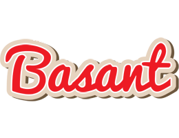 Basant chocolate logo