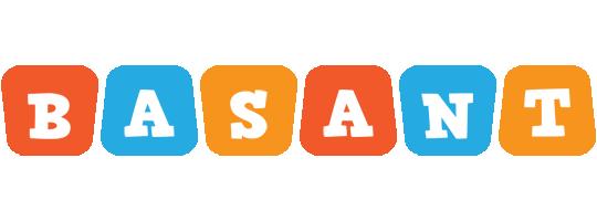 Basant comics logo