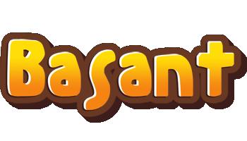 Basant cookies logo