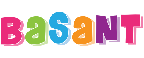 Basant friday logo