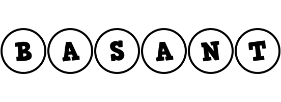 Basant handy logo