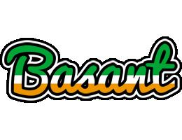 Basant ireland logo