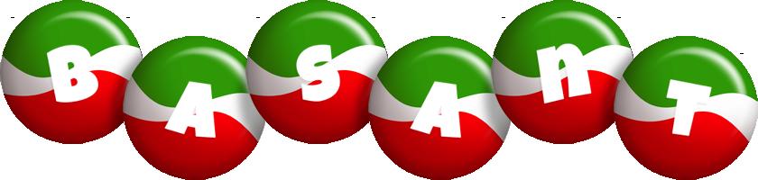 Basant italy logo