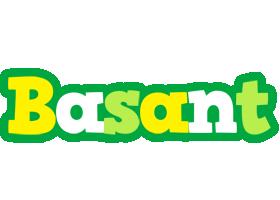 Basant soccer logo