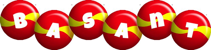 Basant spain logo