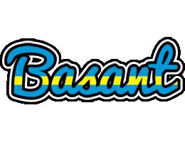 Basant sweden logo