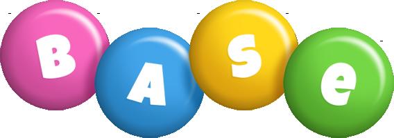 Base candy logo