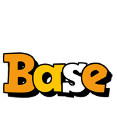 Base cartoon logo