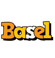 Basel cartoon logo