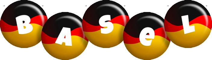 Basel german logo