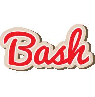 Bash chocolate logo