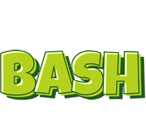 Bash summer logo