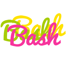 Bash sweets logo