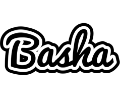 Basha chess logo