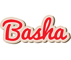 Basha chocolate logo