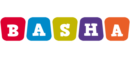 Basha daycare logo