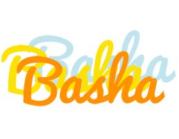 Basha energy logo