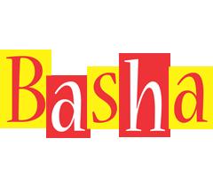 Basha errors logo