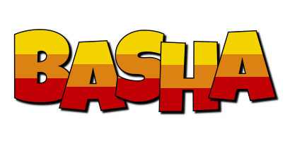 Basha jungle logo