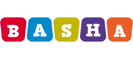 Basha kiddo logo