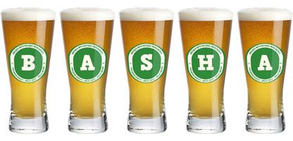 Basha lager logo