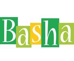 Basha lemonade logo
