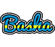 Basha sweden logo