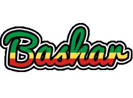 Bashar african logo