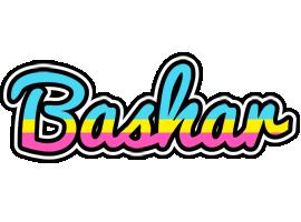 Bashar circus logo