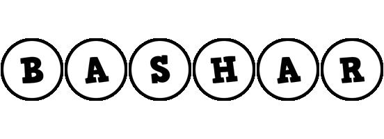 Bashar handy logo