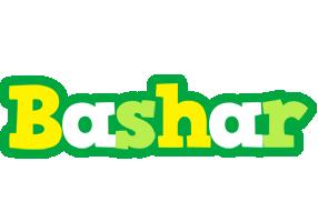 Bashar soccer logo
