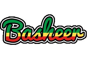 Basheer african logo