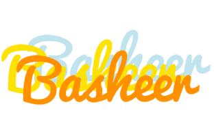 Basheer energy logo