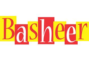 Basheer errors logo
