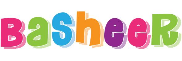 Basheer friday logo