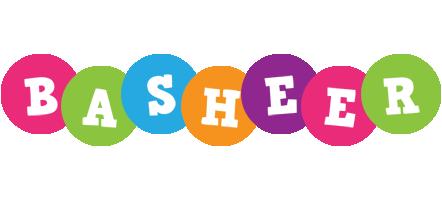 Basheer friends logo